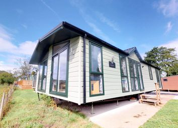 Thumbnail 2 bed lodge for sale in Hale, Milnthorpe