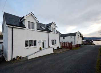 Thumbnail 3 bed detached house for sale in Windsor House, West Street, Tobermory