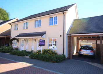 Thumbnail 3 bed semi-detached house for sale in Colmanton Grove, Deal