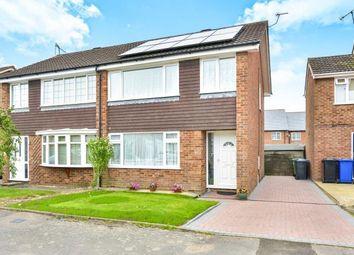 Thumbnail 3 bed semi-detached house for sale in Elm Drive, Deanshanger, Milton Keynes, Northamptonshire