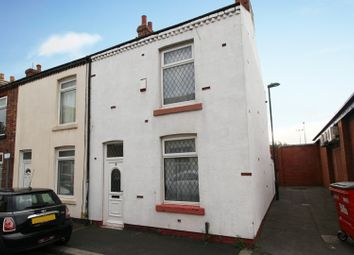 Thumbnail 2 bed terraced house for sale in Elton Street, Redcar, Cleveland