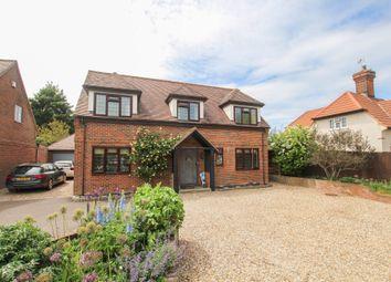 Cambridge Road, Newport, Saffron Walden CB11. 4 bed detached house