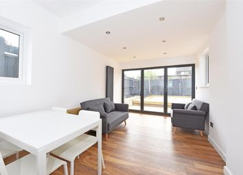 Thumbnail 3 bed maisonette for sale in Deburgh Road, London