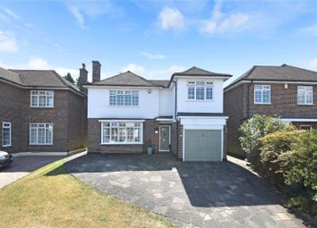 Thumbnail 4 bed detached house for sale in Stratton Avenue, Wallington