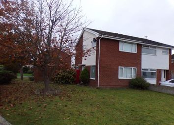 Thumbnail 3 bed semi-detached house for sale in Llys Brenig, Rhyl, Denbighshire, .