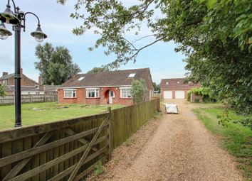 6 bed detached house for sale in Church Road, Tilney St. Lawrence, King's Lynn PE34