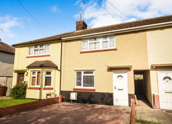 Thumbnail 3 bedroom terraced house for sale in North Avenue, Chelmsford