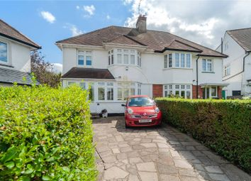 Thumbnail 3 bed property for sale in Purley Avenue, London