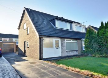 Thumbnail 3 bedroom semi-detached house for sale in Tiverton Avenue, Leigh