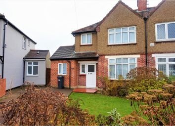 Thumbnail 3 bed semi-detached house for sale in Orchard Avenue, Hounslow