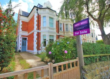 Thumbnail 5 bed semi-detached house for sale in De Cham Road, St. Leonards-On-Sea