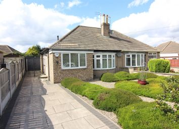Thumbnail 2 bed semi-detached bungalow for sale in Kingswear Close, Whitkirk, Leeds