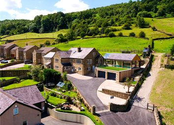 Thumbnail 5 bed detached house for sale in High View, Windle Lane, Cononley, Keighley