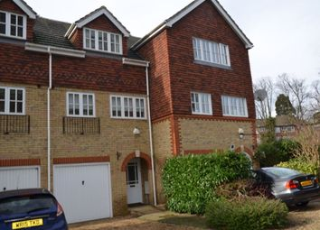 Thumbnail 4 bed terraced house to rent in Grange Vale, Sutton