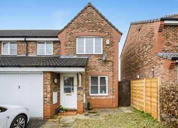 Thumbnail 3 bedroom semi-detached house for sale in New Lane, East Ardsley, Wakefield