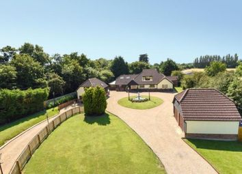 Thumbnail 6 bed detached house for sale in Epping Road, Broadley Common, Nazeing, Essex