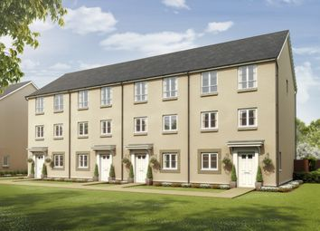 Thumbnail 4 bed town house for sale in Chapelton Rise, Cumbernauld