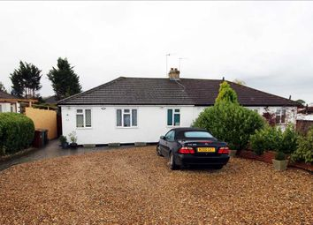 Thumbnail 3 bed semi-detached bungalow for sale in Ounde Avenue, Bushey WD23.