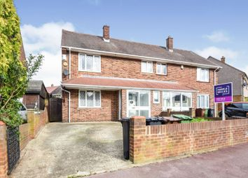 Thumbnail 3 bed semi-detached house for sale in Rose Lane, Romford