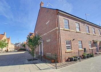 Thumbnail 3 bed end terrace house for sale in Dickinson Walk, Beverley, East Yorkshire