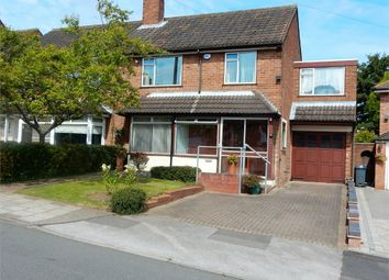 Thumbnail 4 bedroom semi-detached house for sale in Long Mynd Road, Northfield, Birmingham