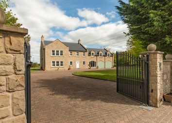 Thumbnail 6 bed country house for sale in Apperley House, Milbourne, Northumberland