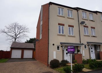 Thumbnail 3 bed town house for sale in Horseshoe Crescent, Great Barr