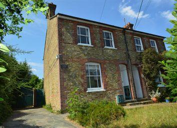 Thumbnail 3 bed semi-detached house for sale in Old London Road, Knockholt, Sevenoaks
