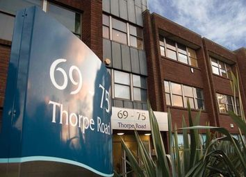 Thumbnail Office to let in 69/75 Thorpe Road, Norwich