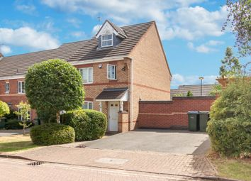 Thumbnail 4 bed town house for sale in Rodyard Way, Parkside, Coventry