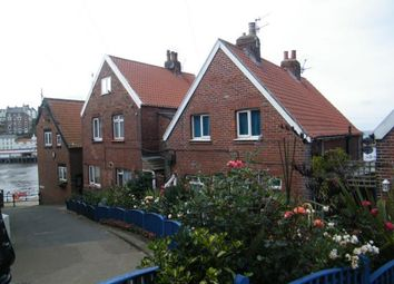 Thumbnail 2 bed terraced house for sale in Sandside, Whitby, North Yorkshire, .