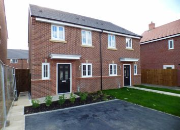 Thumbnail 3 bed semi-detached house for sale in Harry Houghton Road, Sandbach