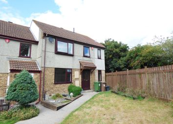 Thumbnail 4 bed end terrace house for sale in Kidwelly Close, Plympton, Plymouth