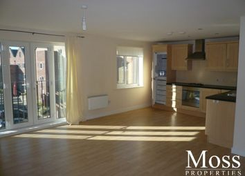Thumbnail 2 bed flat to rent in Varley House, Tapton Lock, Chesterfield