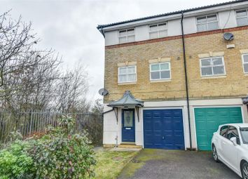 Thumbnail 3 bedroom end terrace house to rent in Turle Road, London
