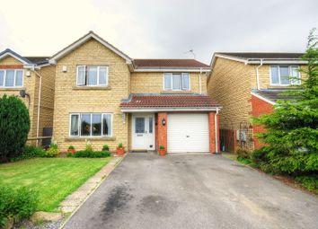 Thumbnail 4 bed detached house for sale in De Merley Gardens, Widdrington, Morpeth