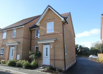 3 bed semi-detached house for sale in St. Johns View, St. Athan, Barry CF62
