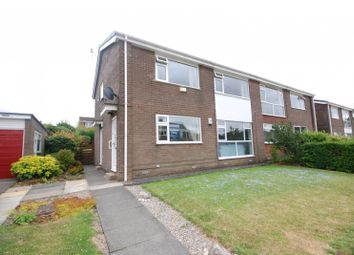 Thumbnail 2 bed flat to rent in Ancaster Road, Whickham, Newcastle Upon Tyne