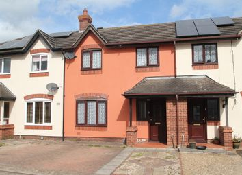 Thumbnail 2 bed terraced house for sale in Saddle Mews, Stanway, Colchester