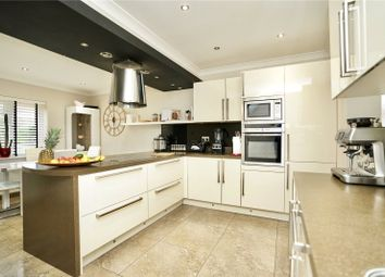 Thumbnail 3 bed semi-detached house for sale in Moot Way, Woodhurst, Huntingdon, Cambridgeshire