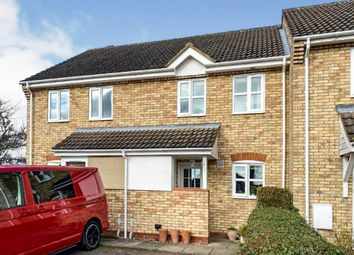 Thumbnail 2 bed terraced house for sale in Brookside, Orwell, Royston