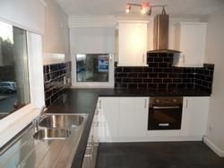 Thumbnail 3 bedroom flat to rent in Ivanhoe Road, Cumbernauld