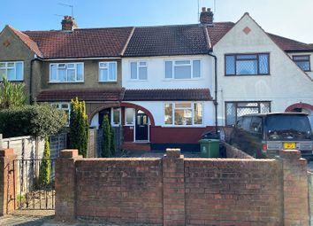 Thumbnail 3 bed terraced house for sale in Mansfield Road, Chessington, Surrey.