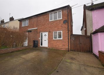 Thumbnail 3 bed semi-detached house for sale in Mount Pleasant, Halstead