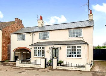 4 bed detached house for sale in North Street, Stilton, Peterborough PE7
