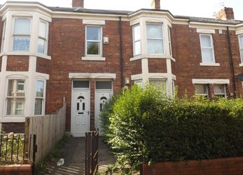 Thumbnail 3 bed flat to rent in Fourth Avenue, Heaton, Newcastle Upon Tyne