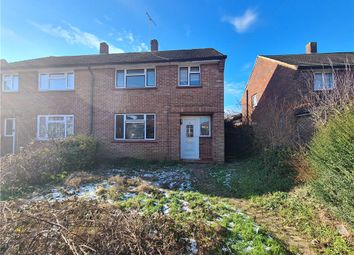 Thumbnail 3 bed semi-detached house for sale in Star Post Road, Camberley, Surrey