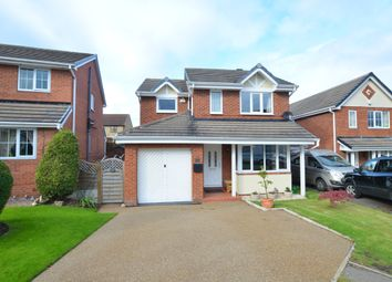 Thumbnail 4 bed detached house for sale in Medina Way, Barugh Green, Barnsley