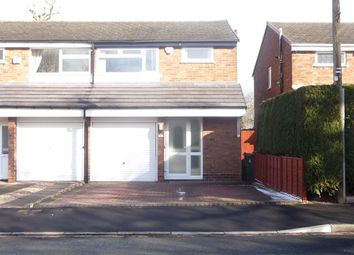 Thumbnail 3 bed semi-detached house to rent in Freeman Drive, Sutton Coldfield