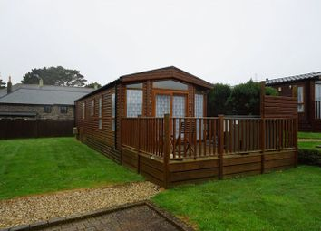 Thumbnail Property for sale in Bossiney Bay Holiday Park, Tintagel